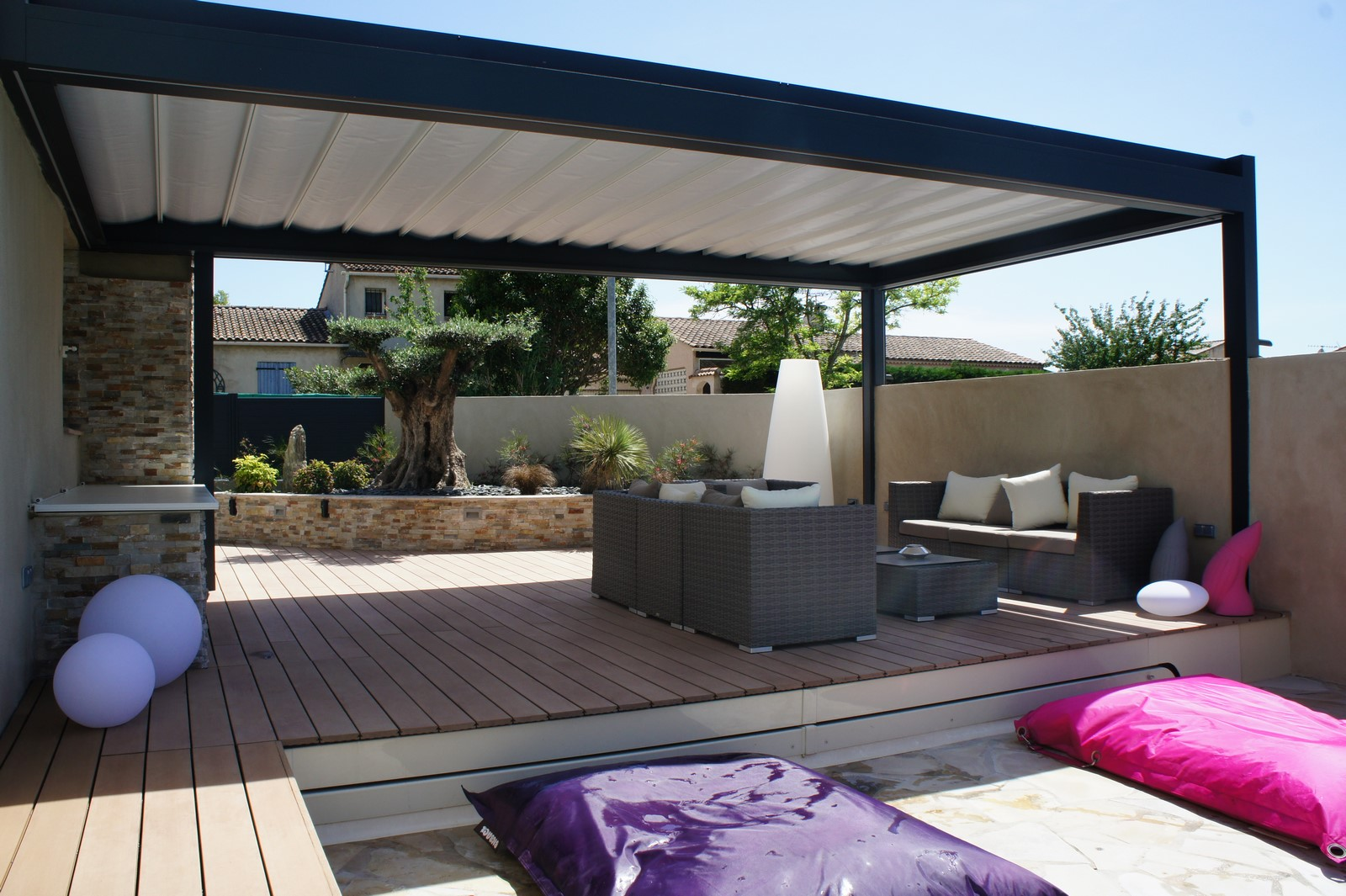 pergola toit retractable nouvelle pergola toit r tractable brustor flash info